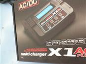 HITEC Battery/Charger X1 AC PLUS